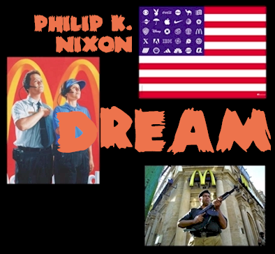 Philip K Nixon - DREAM cover image